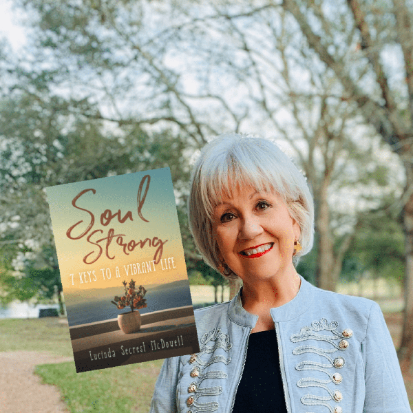 Lucinda Soul Strong Book Release